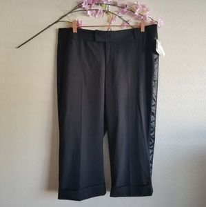 Mossimo crop pants low Rise stretch  size 14